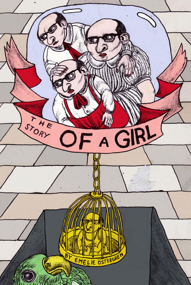 The story of a girl av Emelie Östergren